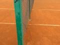 Rete campo da tennis coperto