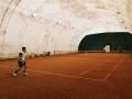Foto di Claudia Cavalleri - Momento di gioco all'interno del tennis club Chiari