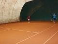 Tennis doppio giallo