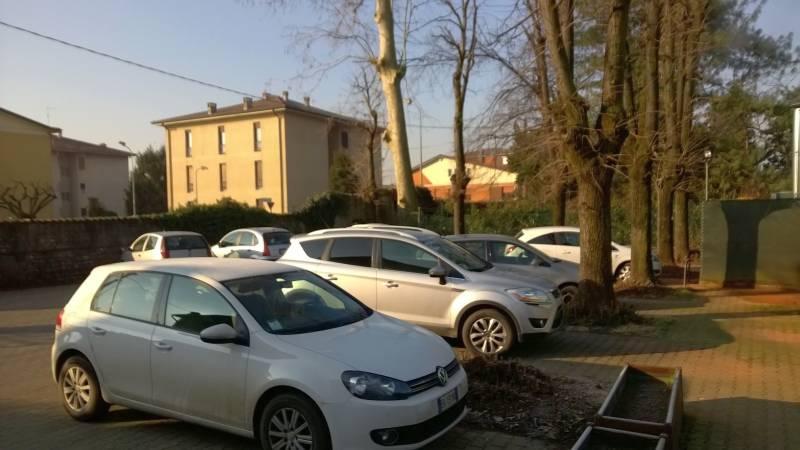 Fotografia parcheggio Tennis Club Chiari - Bs