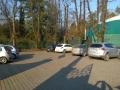 Auto Parcheggiate al Tennis Club Chiari