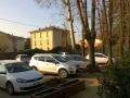 Fotografia parcheggio tennis Club Chiari