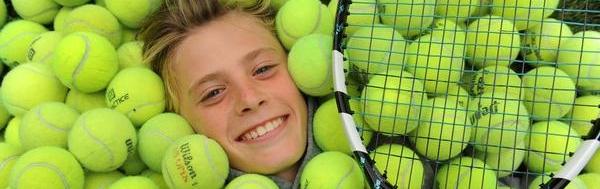 scuola tennis bambini