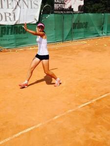 Tennis - Stuani Gloria